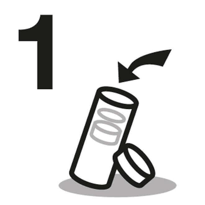 Teeflasche Anleitung 1